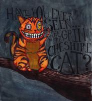Have you ever seen the grin of the Cheshire Cat? by illuminantur