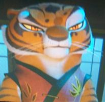 -||||Master Tigress Looks Confused-||||| by SuperSayian5Naruto