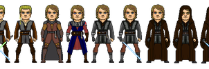 Years of Anakin Skywalker by Theo-Kyp-Serenno