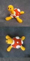 Shuckle Needlefelt by TheHarley