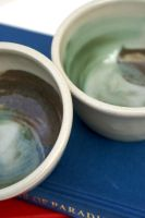 Two small decorative bowls by scarlet1800