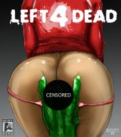 Left 4 Dead by Oddmachine