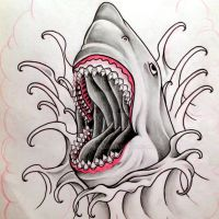 Sharkhead by bishop808