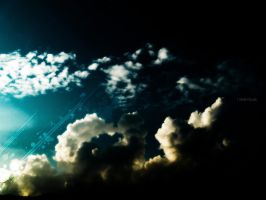 Great Clouds. Wallpaper by nodeffect