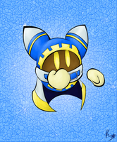 First pic of the year-Magolor by WildStrikeTheMaximal