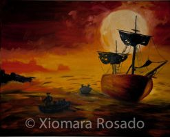 Pirates We are by Xiomara05