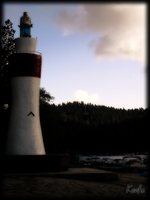 Silent Lighthouse by Tomatogrower