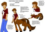 Christopher Browning- OLD by IchikoWindGryphon
