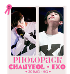 Photopack - ChanYeol (EXO) by ZyNhoi