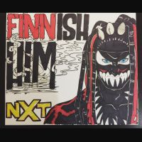 Finn Balor by stephymariah