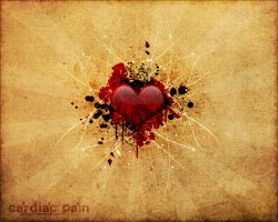 Wallpaper: cardiac pain by Torsten85