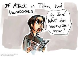Attack On Titan Horoscopes? by Tavoriel