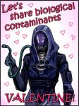 Mass Effect Valentine - Tali by efleck