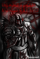 Infected Knight by Magmamork