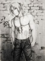 FMA- Edward by amburger91