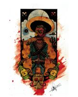 Emiliano Zapata by LordKrang