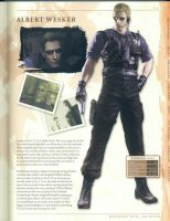 Albert Wesker Archives 1 by Claire-Wesker1