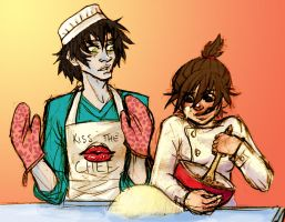 Day 26: Baking by PooLinG-WaTeRs