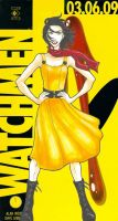 020909 Watchmen Dress by GillyPerkyGoth