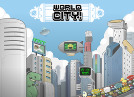 World City - Population: ALL by hyperboy