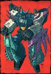 Cybertron Overlord by dcjosh