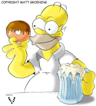 Homer by SLB-CreationS