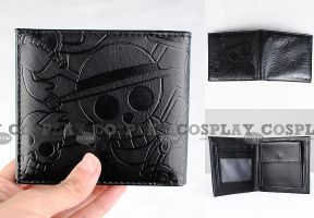 One Piece Wallet by Cosplayfu