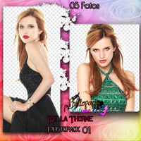 Photopack 01 PNG Bella Thorne by PhotopacksLiftMeUp