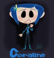 Chibie Coraline by princekido