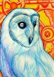 ACEO--Soft and Precise by SpiderMilkshake