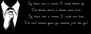 If There Was A Woman... by TheEmotionalPoet