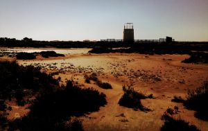 Almost like Mars Colony... but in Spain by Akinaro