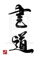 Shodo 3 - The Art of calligraphy by KisaragiChiyo