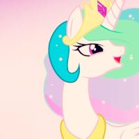 Soft Celestia icon by CelestiasRevenge