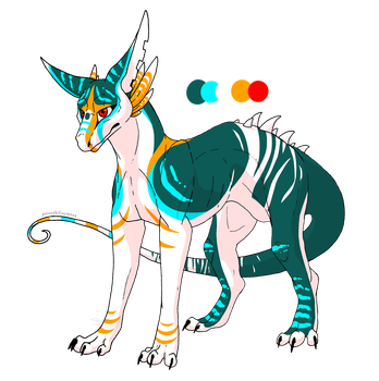 Common Pererth  Design Contest - Entry 1 by Swarthylacine