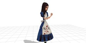 Alice - The Madness Returns by YourFaceLooksFunny