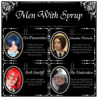 Who is Men With Syrup by menwithsyrup