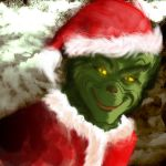 The Grinch quick sketch by shadradson