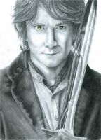 Bilbo - Hobbit by ShiroHyo