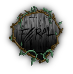 Feral Logo by MarksTheSpot