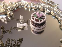 Chocolatecake by Cupcake--Princess
