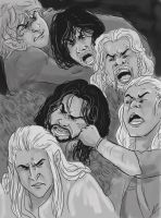 This is the Hobbit by yuminica