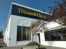 Tillamook Cheese by DaraBlack
