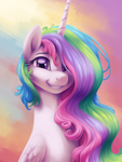 Morning, Sunshine! by verulence