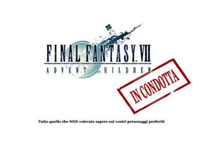 final fantasy VIIin condotta by YattaChan