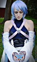Connected Hearts - Aqua: KH:BBS by DonationForPlushies