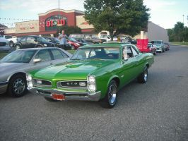 1966 Pontiac GTO by Shadow55419
