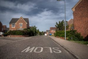 Suburbia II - Slow: HDR by Jellings