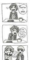 That's A Bingo: P4 Crossover by MissTooni