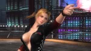 Tina Armstrong Dead or Alive 5 Last Round 3099 by WujekFu